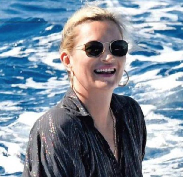 KATE MOSS loves her MONTANA shades